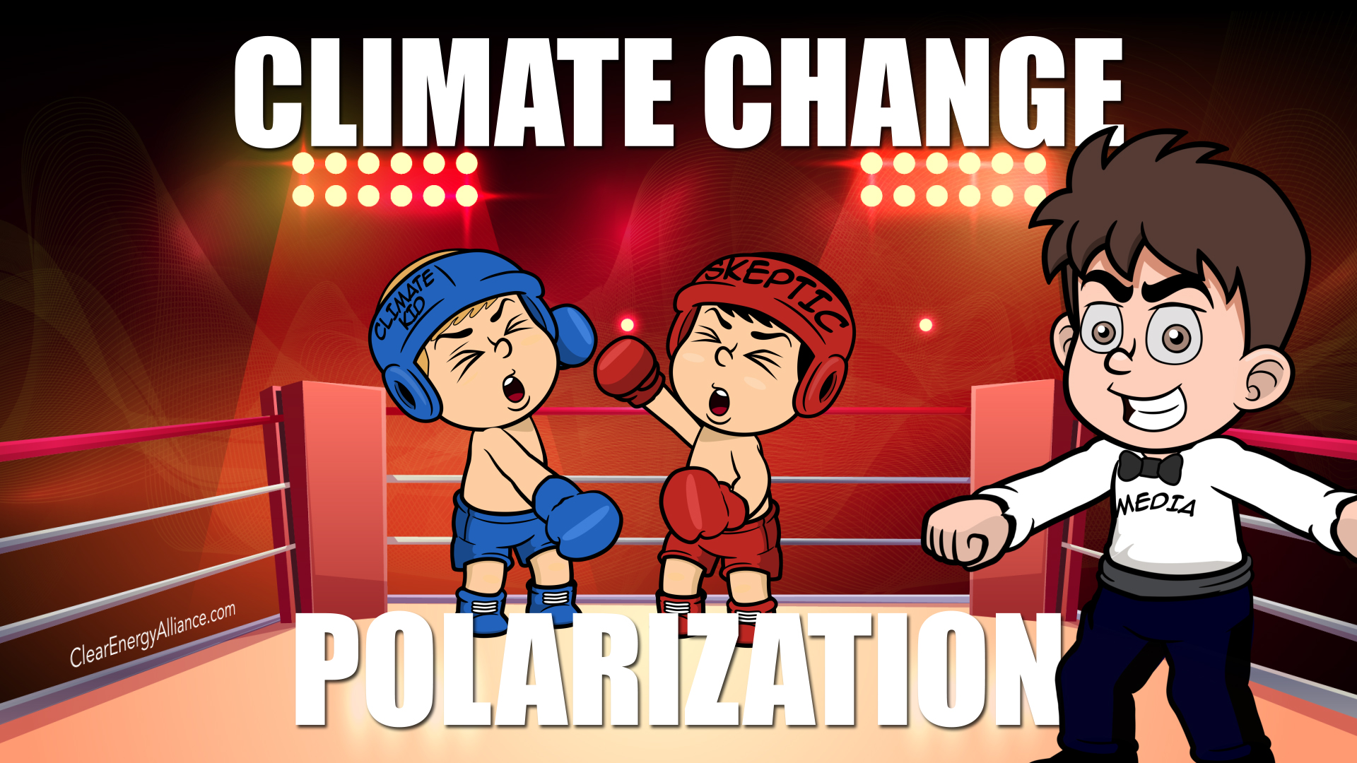Climate Change Polarization