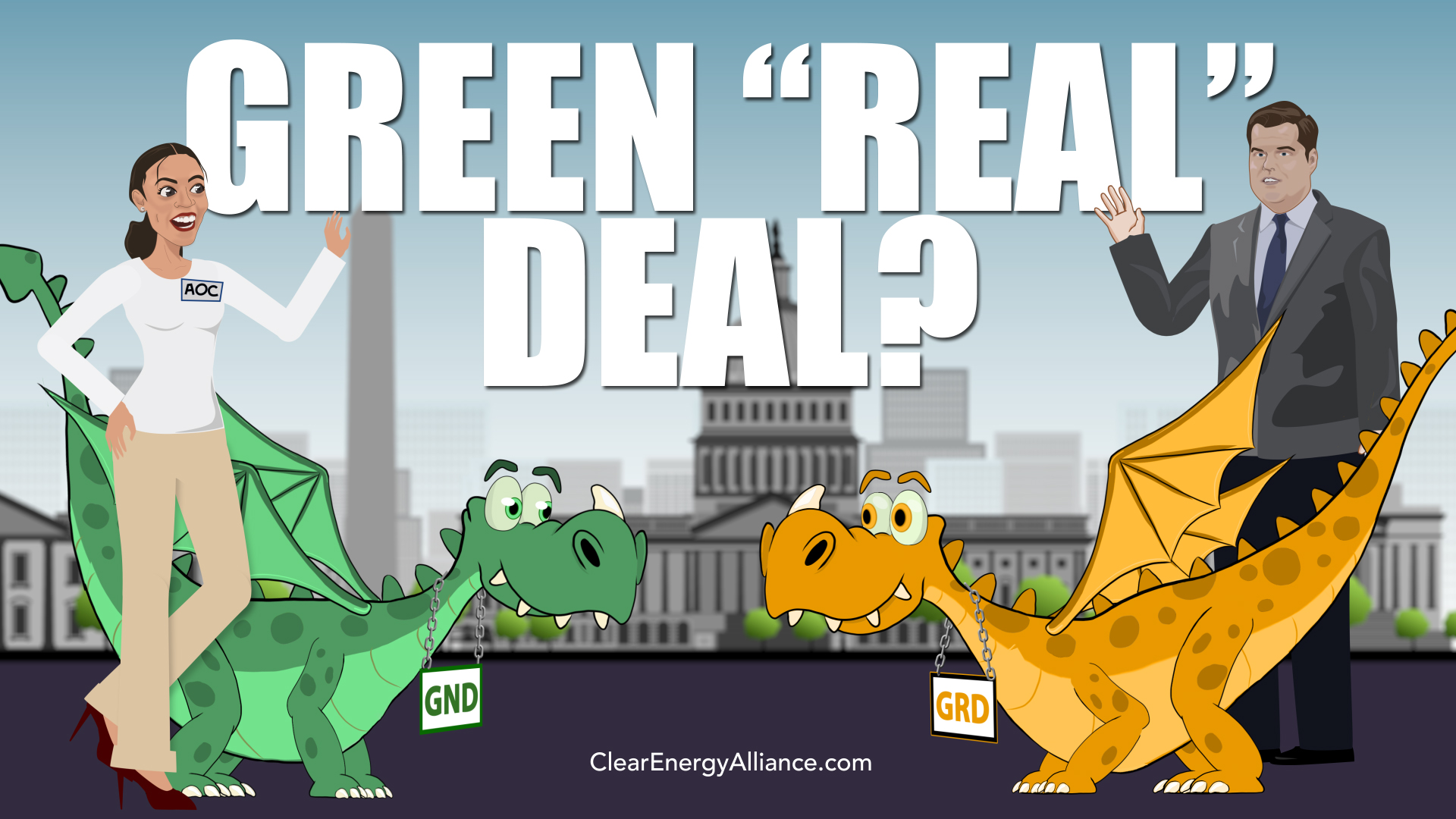 "Green ""Real"" Deal?"