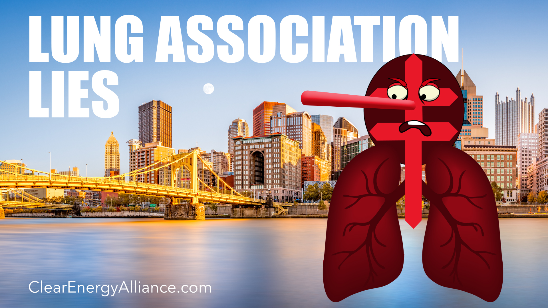 Lung Association Lies