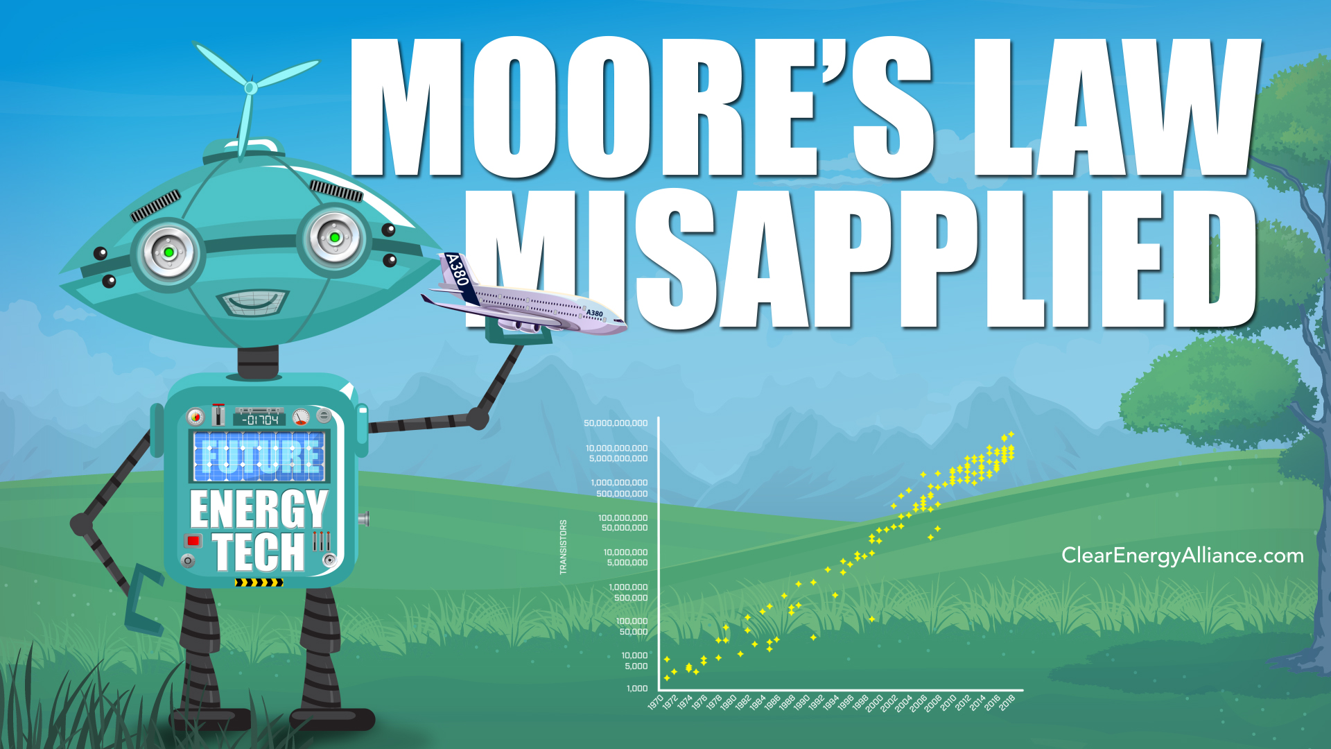 Moore's Law Misapplied