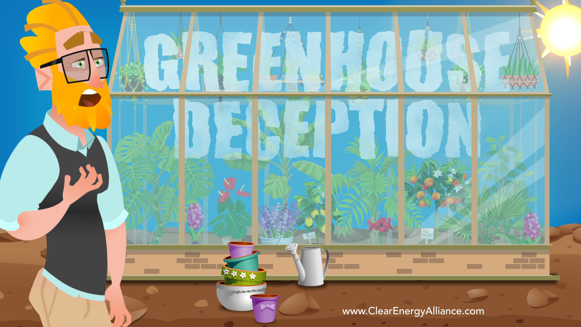 Greenhouse Deception